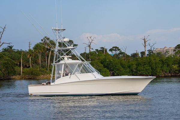 44' Spencer 44 Sportfish Express 2014 | Private Island