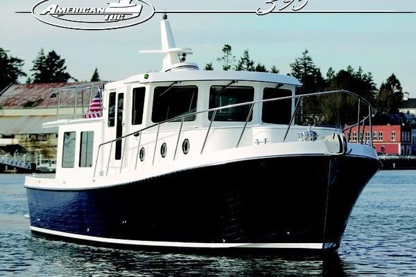 41' American Tug  2021 |