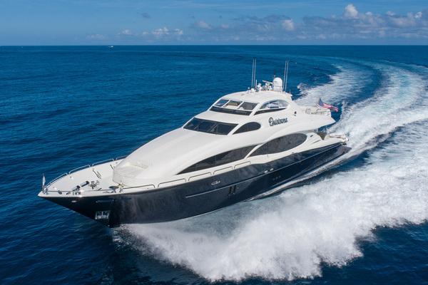 116-ft-Lazzara-2007-OPEN BRIDGE-Quisisana Fort Lauderdale Florida United States  yacht for sale