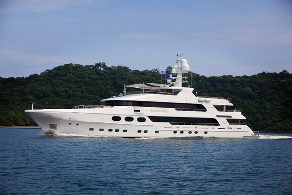162' Christensen Motor Yacht 2011 | Remember When