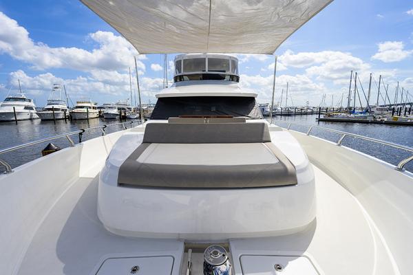 2018Ocean Alexander 70 ft 70 E Motor Yacht   Zephyr