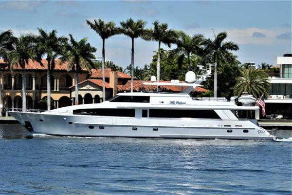 115-ft-Westport - Crescent-1995-115-MISS STEPHANIE Fort Lauderdale Florida United States  yacht for sale