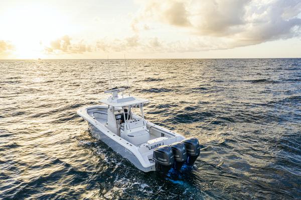 36' Yellowfin  2019  