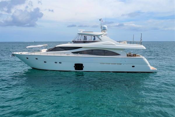 83' Ferretti Yachts 830ht 2010 | Mi Rx