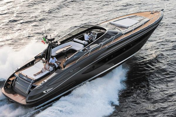 63-ft-Riva-2016-63 Virtus-Our Trade Fort lauderdale Florida United States  yacht for sale