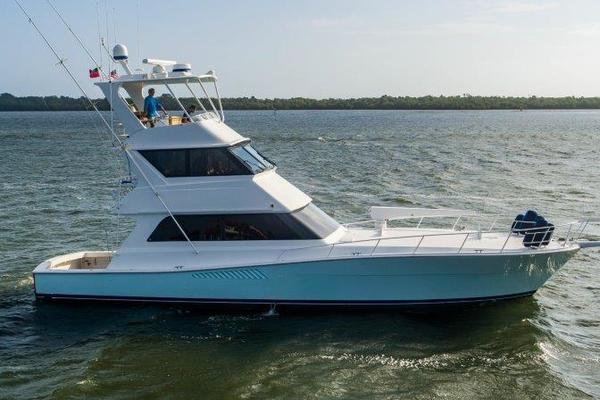 58' Viking Enclosed  1996 | Tropical Chill