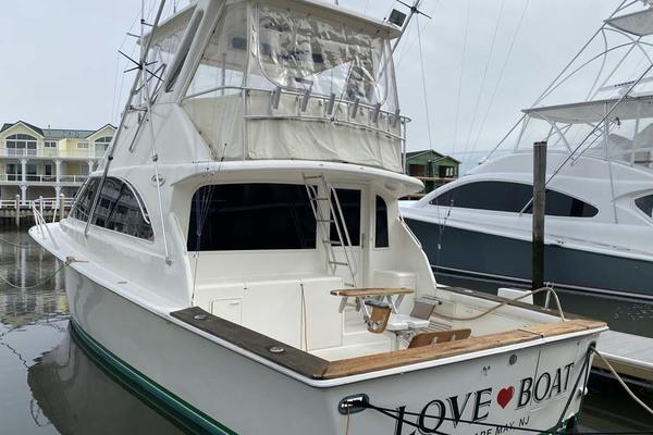 48' Ocean Yachts Super Sport 1998 | Love Boat