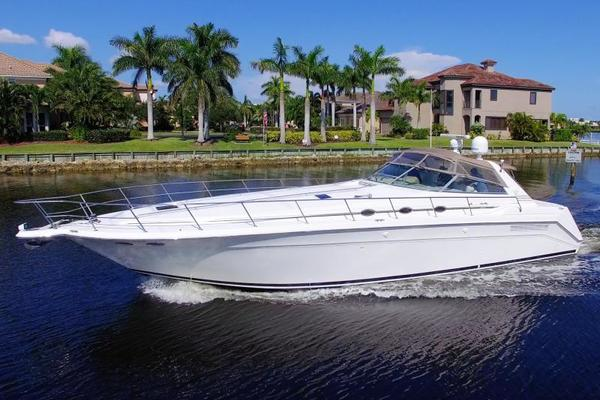 50-ft-Sea Ray-1995-500 Sundancer-Captains Mistress Palmetto Florida United States  yacht for sale