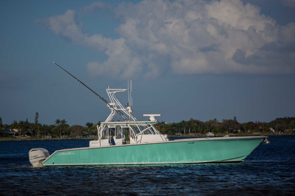 45' Seahunter Center Console 2018 | 45 Seahunter 2018