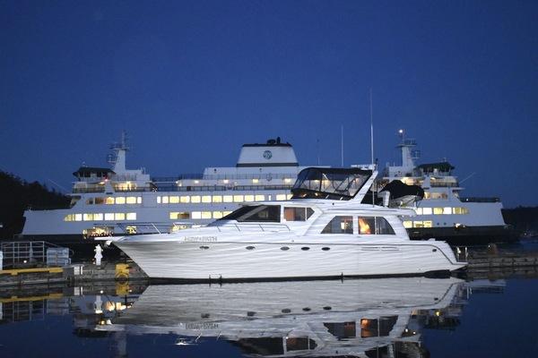 58-ft-Navigator-1999-5800-New Path Anacortes Washington United States  yacht for sale