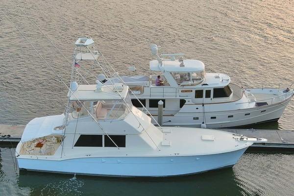 52-ft-Hatteras-1985-Convertible Sportfish-ZARAY Fort Pierce Florida United States  yacht for sale