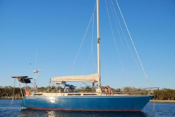 41-ft-Moody-1986--Gypsy Dancer Green Cove Springs Florida United States  yacht for sale