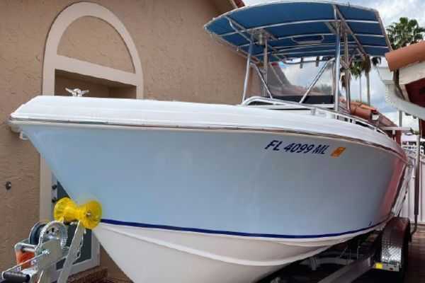 23-ft-Bluewater-2000-- West Miami Florida United States  yacht for sale