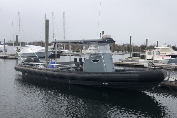 36-ft-USMI-1998-11 Meter Naval Special Warfare Rib- Portsmouth Rhode Island United States  yacht for sale