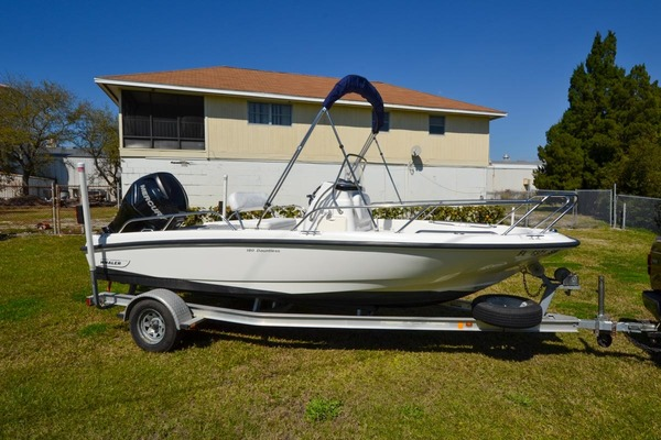 18-ft-Boston Whaler-2011-180 Dauntless- Tampa Florida United States  yacht for sale