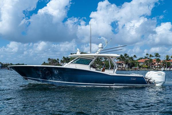 42-ft-Scout-2019-42 LXF-Lucky 24 Ft. Lauderdale Florida United States  yacht for sale