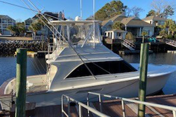 38-ft-Ocean Yachts-1989-38-Sings Fling Myrtle Beach South Carolina United States  yacht for sale