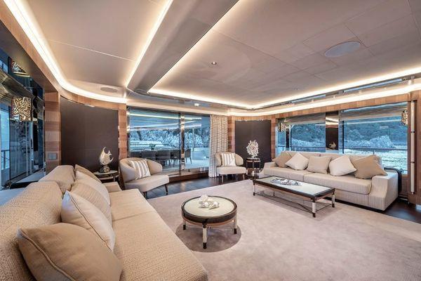 2020 Custom 141 ft superyacht - SUNRISE