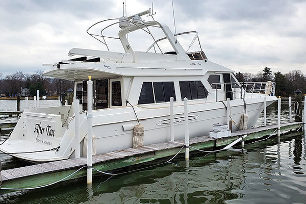 53-ft-Navigator-2006-5300 Extended Deckhouse-After Tax Essex Maryland United States  yacht for sale