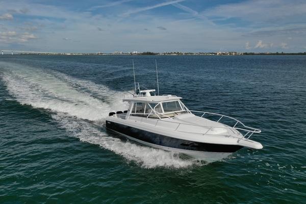 39-ft-Intrepid-2013--JEANNE MARIE Saint Petersburg Florida United States  yacht for sale