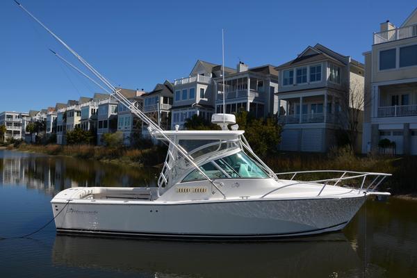 28-ft-Albemarle-2016-Express Fisherman- Charleston South Carolina United States  yacht for sale