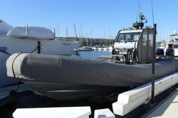 36-ft-Zodiac Milpro-2008-Hurricane MACH II- Marina Del Rey California United States  yacht for sale