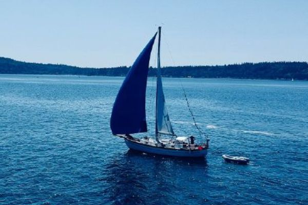 36-ft-Union-1981-36 Cutter-Golden Heart Seattle Washington United States  yacht for sale
