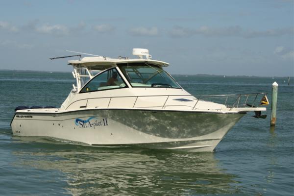 37' Grady-white 370 Express 2019 | Sea Pilot Ii