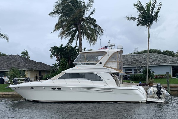 48' Sea Ray 480 Sedan Bridge 2001 | Off The Charts