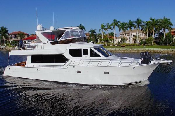 61-ft-Altima-2005-61 PILOTHOUSE-Family Business Palmetto Florida United States  yacht for sale