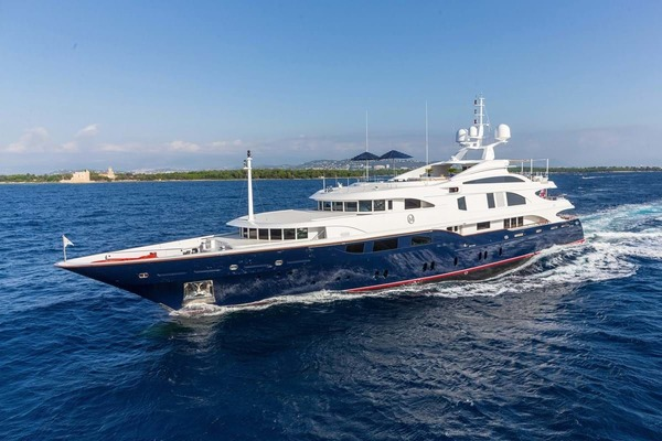 181-ft-Benetti-2003-55m-LADY MICHELLE West Palm Beach Florida United States  yacht for sale