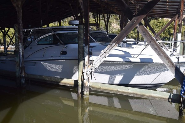 Starboard Bow  Slip Under Cover