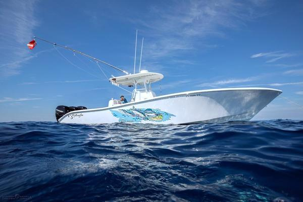 34' Yellowfin 34 Offshore Cc 2008 | Dirty Harry