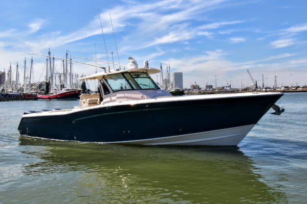 36' Grady-white 366 Canyon 2013 | Hooked On Tiki