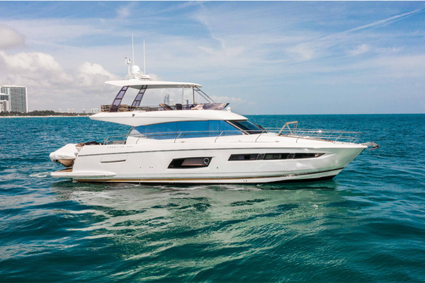 55' Prestige 550 Flybridge 2016 | Treasure K's