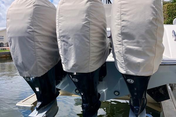 2020Invincible 36 ft Open Fisherman   Chillax