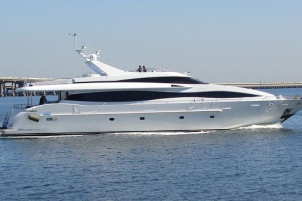 110' Westship Raised Pilothouse 2006 | Prestige Lady