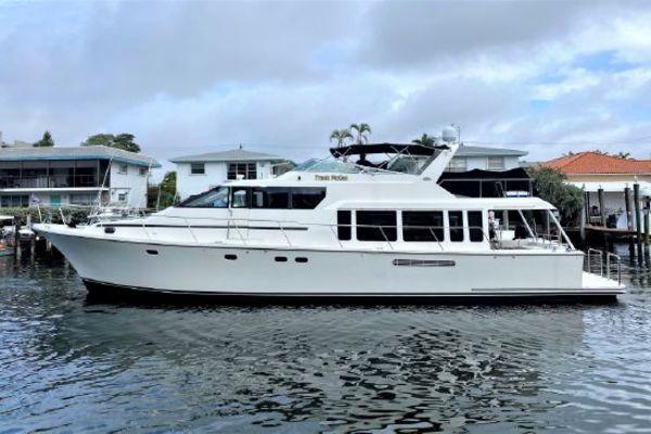 65' Pacific Mariner Motor Yacht 2000 | Travis Mcgee