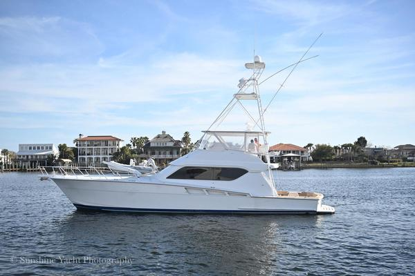 60' Imperial Convertible 2000 | Reel Choice