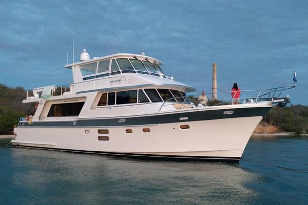 2016 Hampton 658 Endurance Long Range Cruiser  Mis