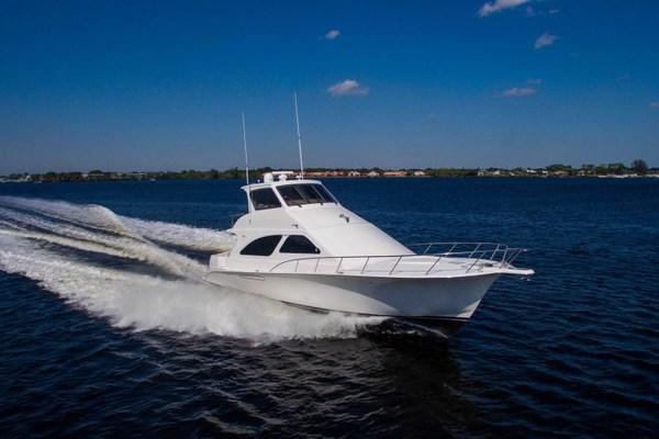 57' Ocean Yachts Odyssey 2004 | Cash Flow
