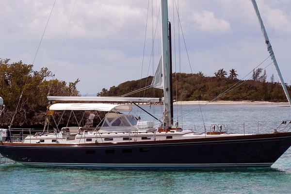 54' Little Harbor 54 1989 | Atalanta