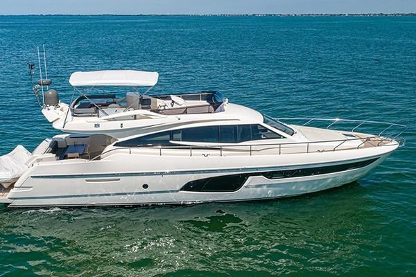 65' Ferretti Yachts Ferretti 650 2018 | Silver Lining