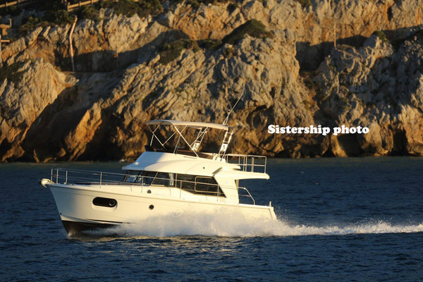 37' Beneteau 35 Swift Trawler 2019 | Four Winds