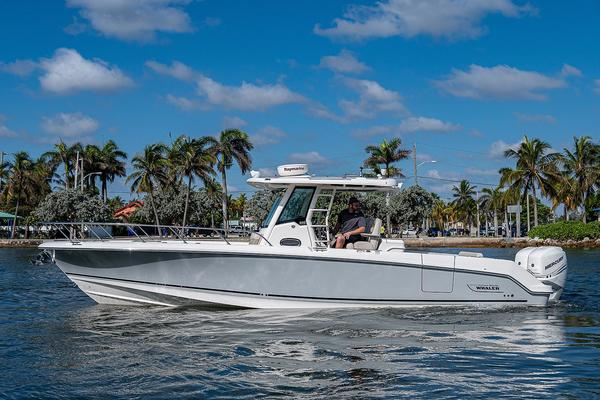 33' Boston Whaler 330 2018 | Perpetuity