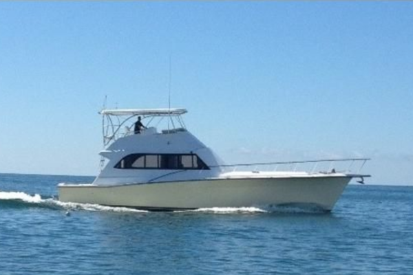 57' Egg Harbor 54 Convertible 1989 |