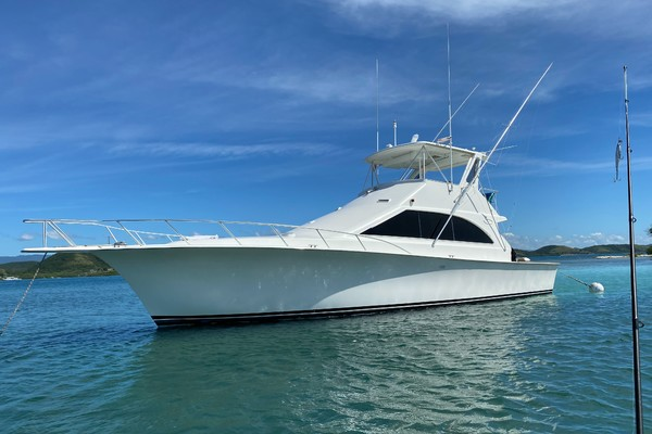 48' Ocean Super Sport 1999 | Waterproof