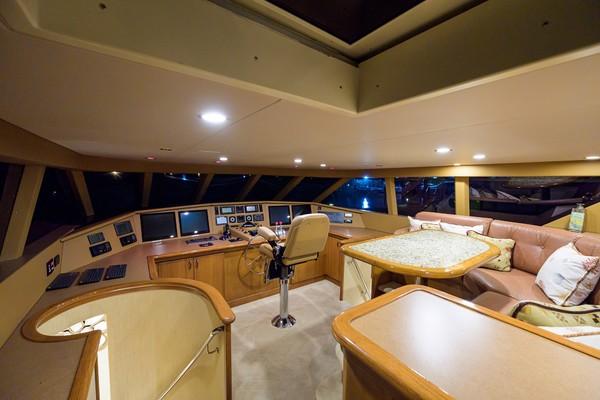 2002 Westport 112 ft Raised Pilothouse - WENDY I
