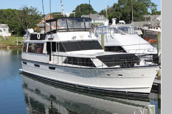 Pacemaker 66 Motoryacht