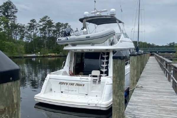 Here s the Thing 53ft Carver Yacht For Sale